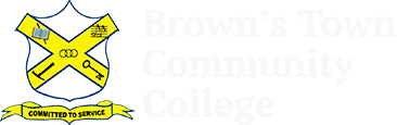 Browns Town Community College (BTCC) Logo