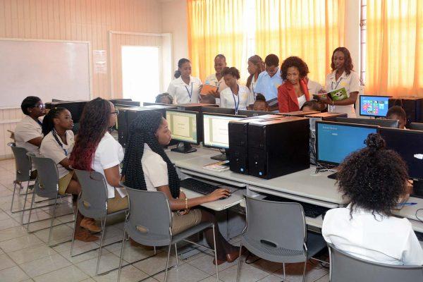 btcc computer lab
